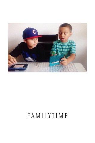 FAMILYTIME