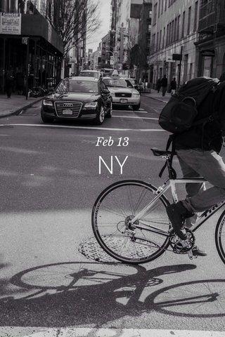 NY Feb 13