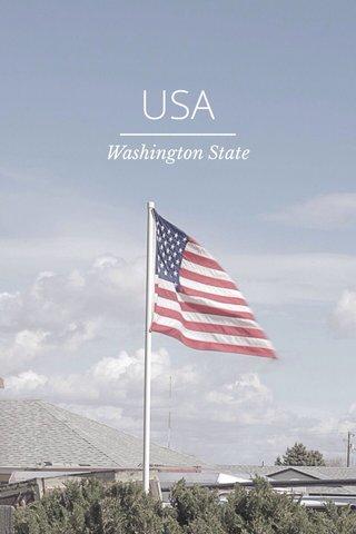 USA Washington State