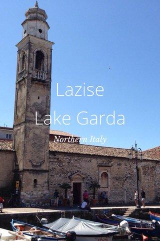 Lazise Lake Garda Northern Italy