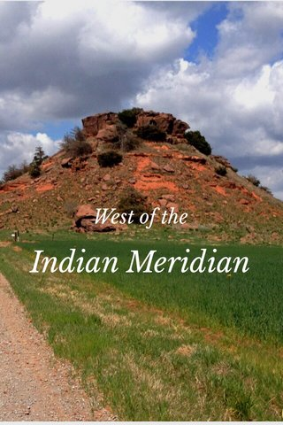 Indian Meridian West of the