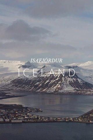ICELAND ISAFJÖRDUR