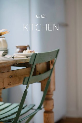 KITCHEN In the