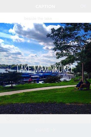 LAKE MAXINKUKEE