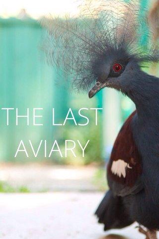 THE LAST AVIARY