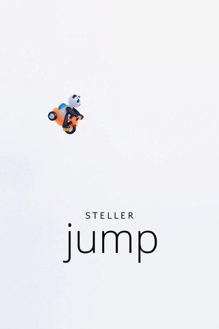 jump STELLER