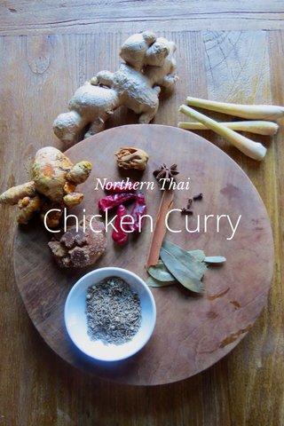 Chicken Curry Northern Thai