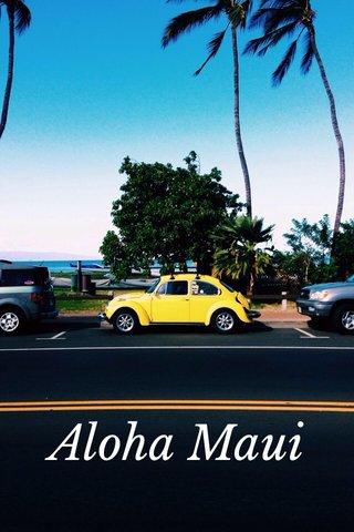 Aloha Maui
