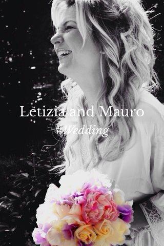 Letizia and Mauro #Wedding