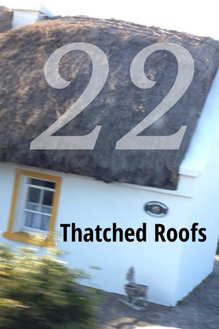 22 Thatched Roofs