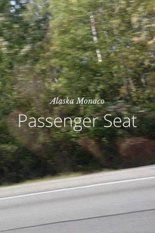 Passenger Seat Alaska Monaco