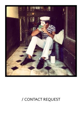 / CONTACT REQUEST