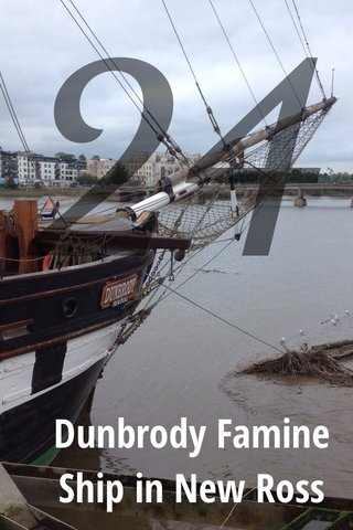24 Dunbrody Famine Ship in New Ross