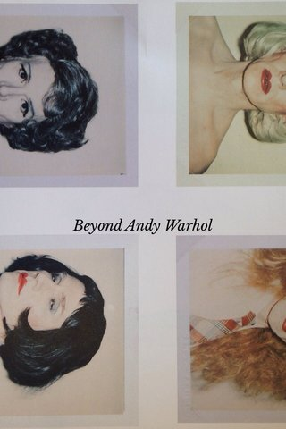 Beyond Andy Warhol