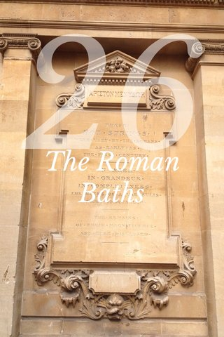 26 The Roman Baths