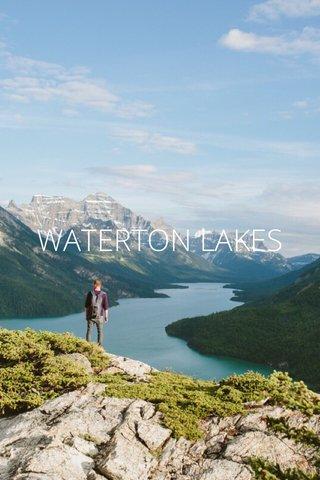 WATERTON LAKES