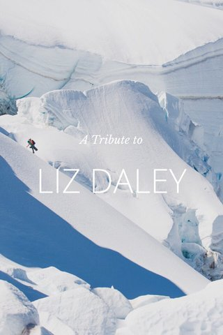 LIZ DALEY A Tribute to