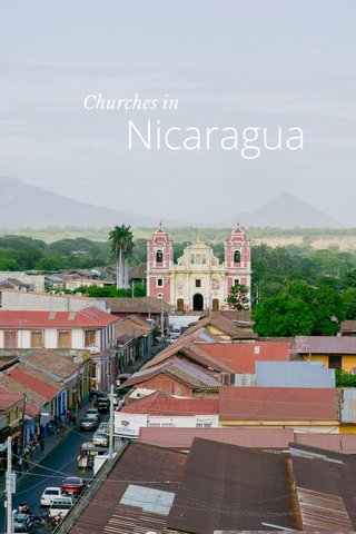 Nicaragua Churches in