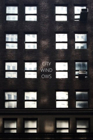CITY WIND OWS