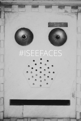 #ISEEFACES