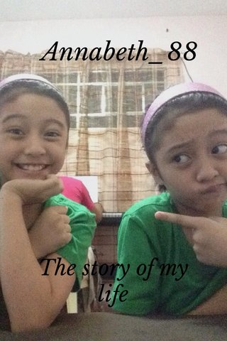 Annabeth_88 The story of my life