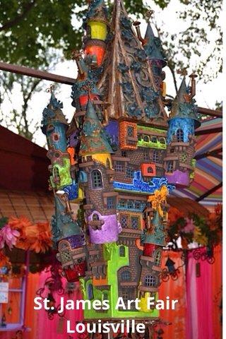 St. James Art Fair Louisville