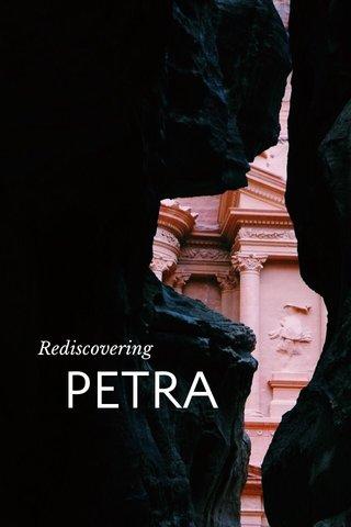 PETRA Rediscovering