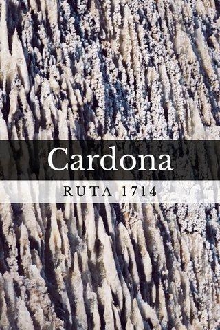 Cardona RUTA 1714