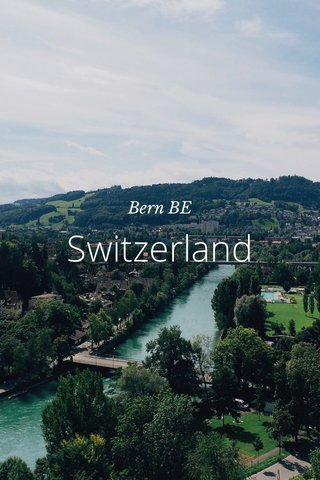 Switzerland Bern BE