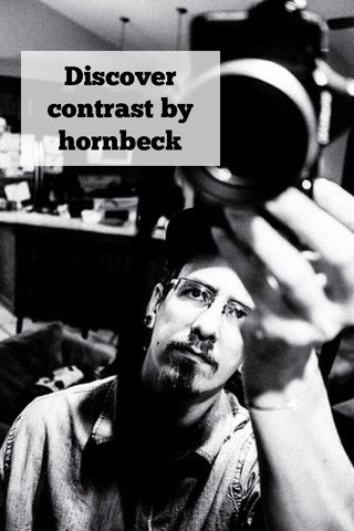 Discover contrast by hornbeck