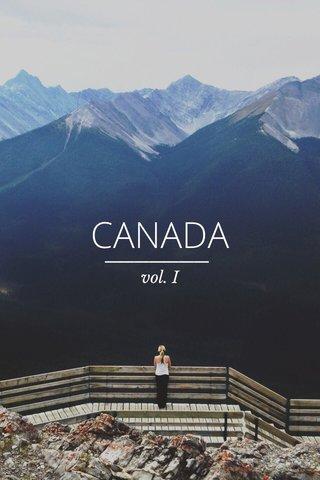CANADA vol. I