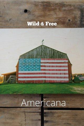 Americana Wild & Free
