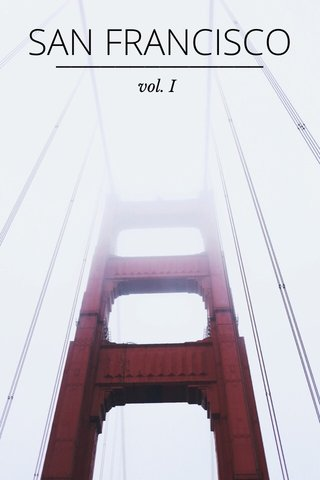 SAN FRANCISCO vol. I