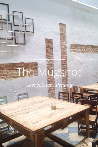 The Mugshot Georgetown, Penang