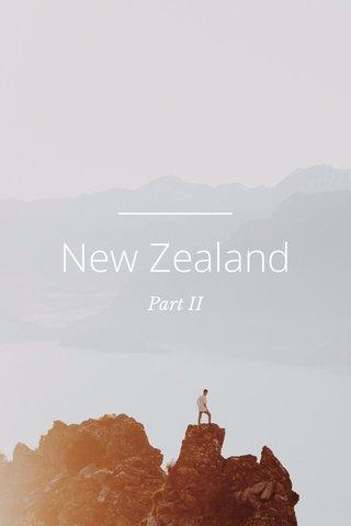 New Zealand Part II