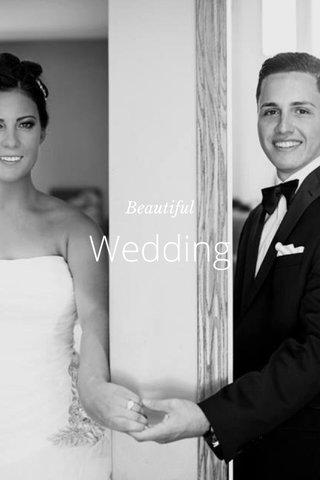 Wedding Beautiful