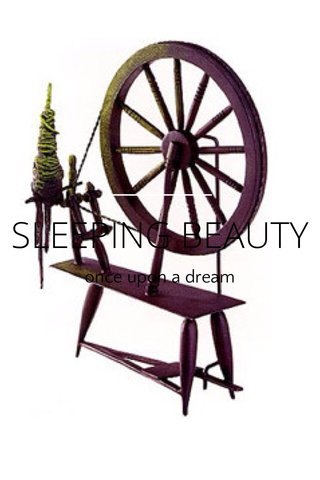 SLEEPING BEAUTY once upon a dream