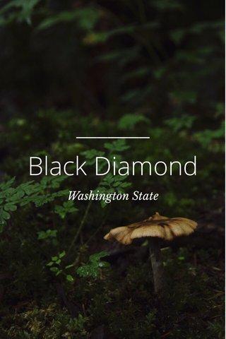 Black Diamond Washington State
