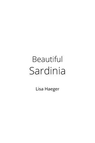 Sardinia Beautiful Lisa Haeger