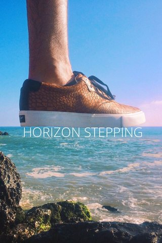 HORIZON STEPPING