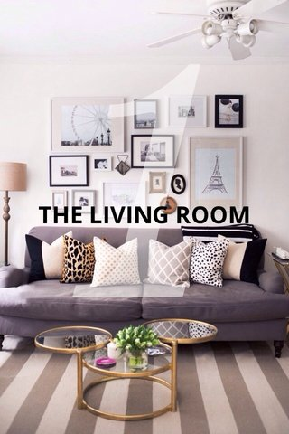 1 THE LIVING ROOM