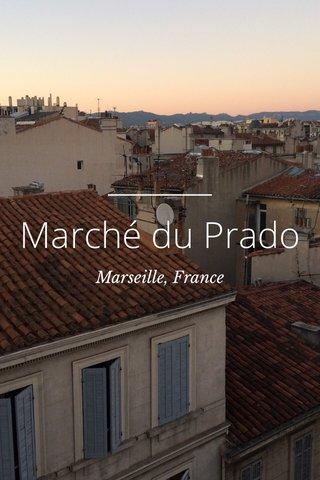 Marché du Prado Marseille, France