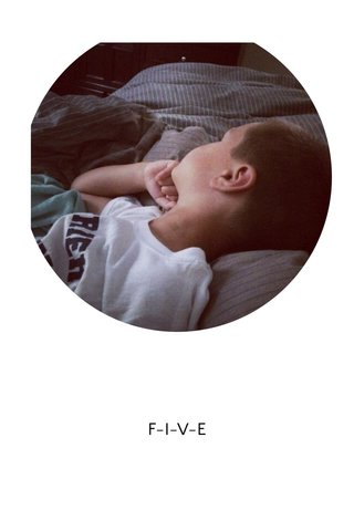 F-I-V-E