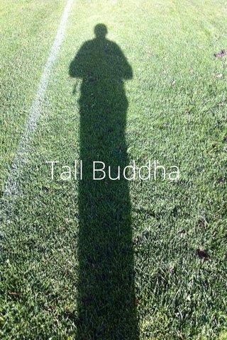 Tall Buddha