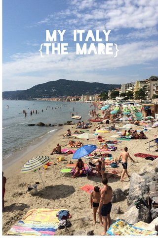 My Italy {the mare}