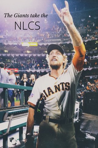 NLCS The Giants take the