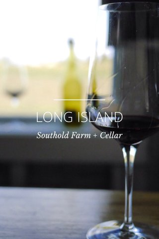 LONG ISLAND Southold Farm + Cellar