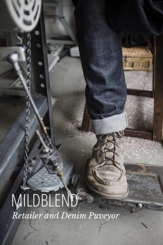 MILDBLEND Retailer and Denim Puveyor