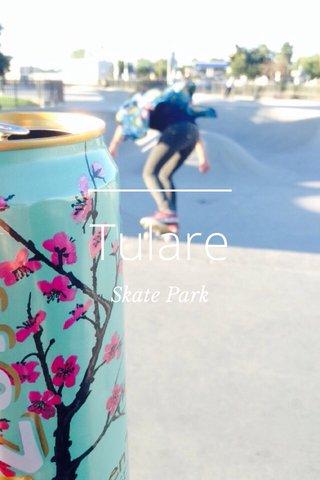 Tulare Skate Park