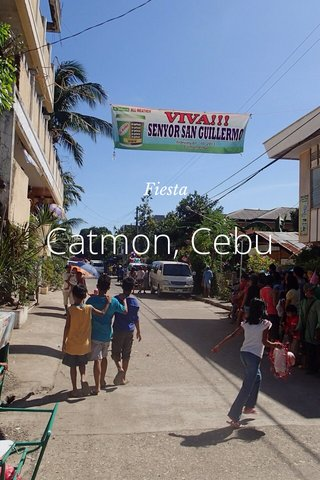 Catmon, Cebu Fiesta